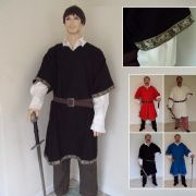 Deluxe Medieval Wool Blend Tunic